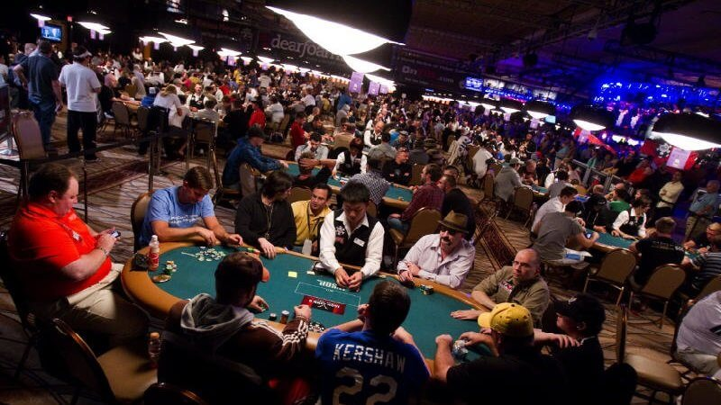 Poker-tournaments
